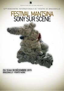 Affiche Mantsina Sony sur scène