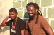 Cleo Konongo et Papythio Matoudidi (c) C.Konongo 2015